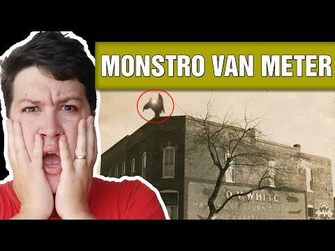 O Monstro Alado de Van Meter (#129 - Notícias Assombradas)