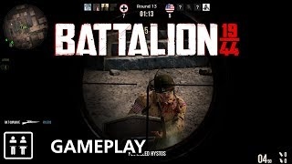 Battalion 1944 Unranked Wartide (Derailed) - Gameplay