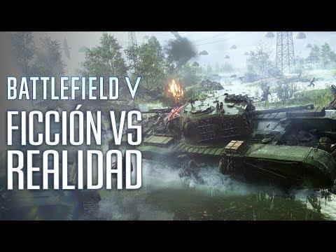 Battlefield V: Ficción vs. Realidad thumbnail