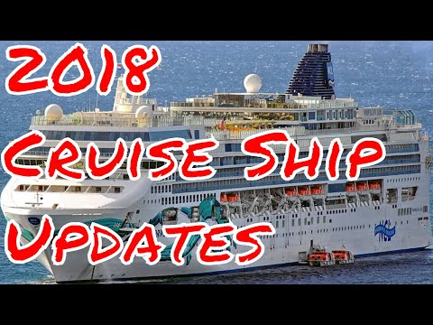2018 Cruise Ship Updates Puerto Rico St Maarten St Thomas St Croix Flight Cancellations