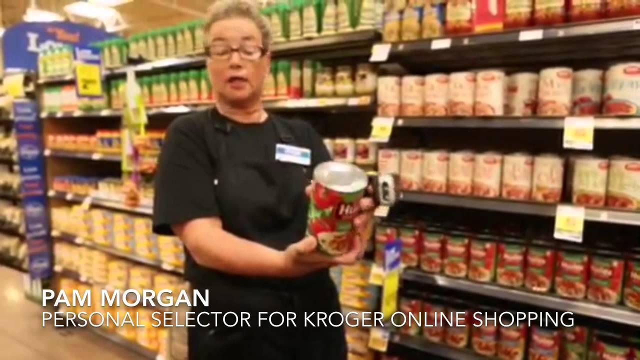 Kroger shop online