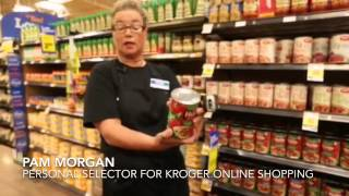 Kroger began offering online shopping at the Versailles store in July. Two Lexington stores and four more stores in Kentucky will begin offering online shopping by the end of 2015.