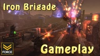 Iron Brigade PC (Gameplay)