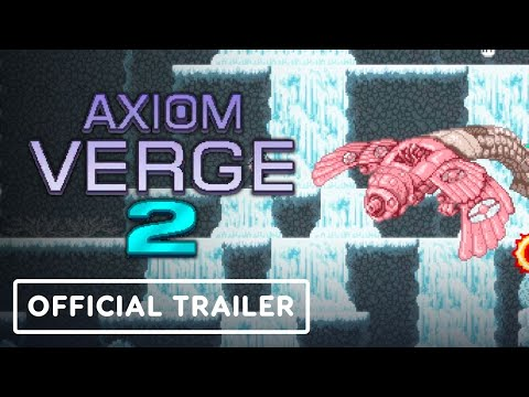 Axiom Verge 2 - Official Gameplay Trailer | Day of the Devs 2021