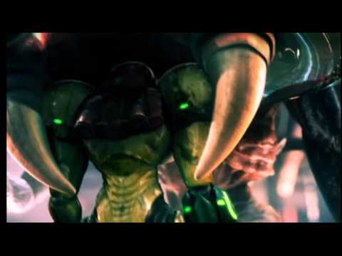 Metroid: Other M - The Baby (Mother Brain Battle from Super Metroid)