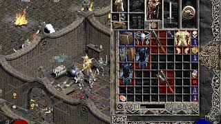 Diablo II Underworld Gameplay