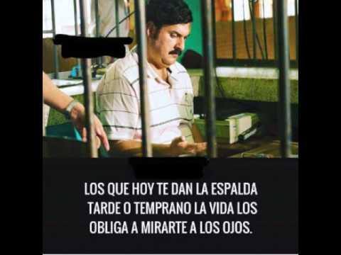 42 frases de PABLO ESCOBAR - YouTube  Pablo Escobar Frases