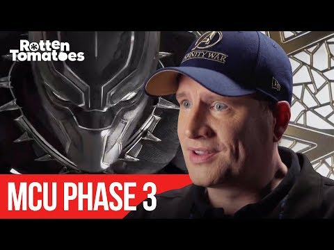 MCU Phase Three: Marvel Studios President Kevin Feige On Black Panther and More  Rotten Tomatoes
