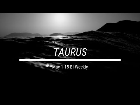 "Taurus- ""Passion is moving this forward"" May 1-15th Bi-Weekly"