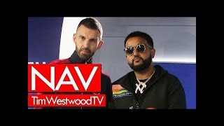 Nav on new music, Fortnite, The Weeknd, Young Thug, answers fan questions, London show - Westwood