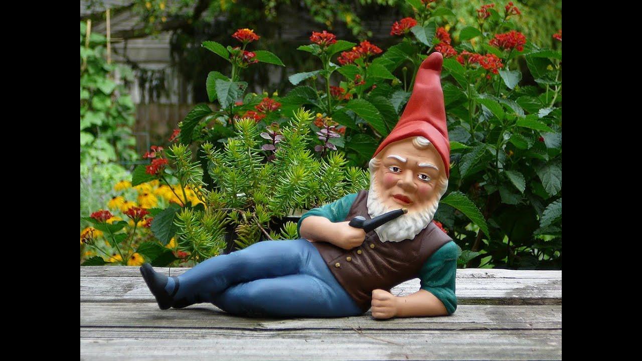 Garden Gnome Garden Gnome Accessories YouTube