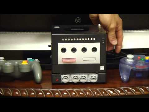 Hailrazer S N64 In A Gamecube Gameboy Player Youtube