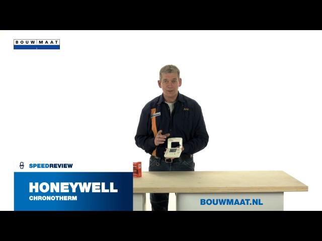 Honeywell Chronotherm CMT907G klokthermostaat