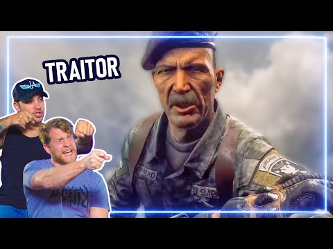 Spec Ops REACT to Call of Duty MW2 Rangers lead the way mission   Experts React