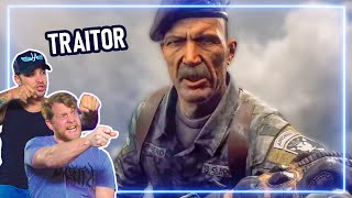 Spec Ops REACT to Call of Duty MW2 Rangers lead the way mission | Experts React