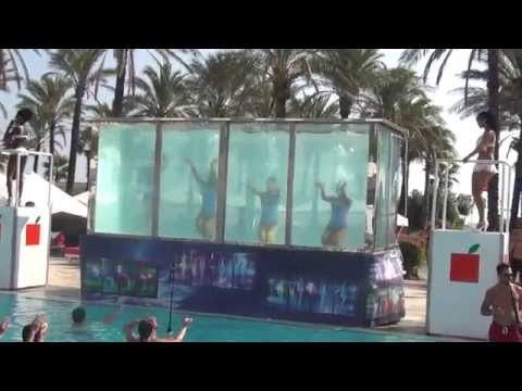 Royal Adam And Eve Hotel Belek Antalya Party In The Pool Relax