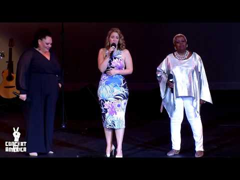 Jessie Mueller/Keala Setlle/Lillias White sing Natural Woman at Concert For America streaming vf