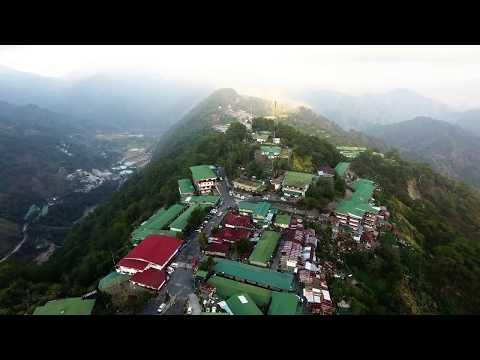 Philex Padcal Drone's-Eye View