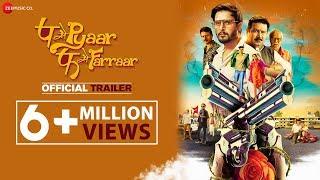 P se Pyaar F se Farraar   Trailer   Bhavesh Kumar   Jimmy Sheirgill   Manoj Tiwari   18 October