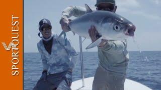 Alphonse Island Seychelles Fishing