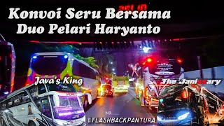 "Ketika ""Java's King "" Jalan Seru Bareng "" The Janissary """