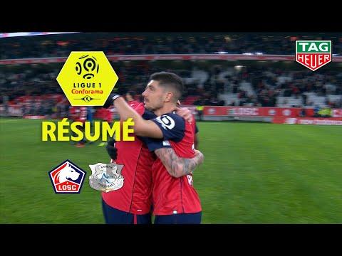 LOSC - Amiens SC ( 2-1 ) - Résumé - (LOSC - ASC) / 2018-19