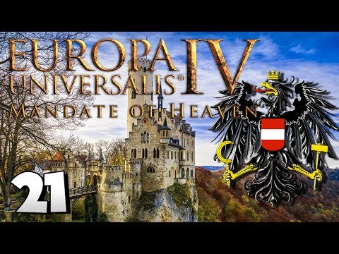EU4 Mandate of Heaven #21 Kleinvieh macht auch Mist | Austria Europa Universalis 4