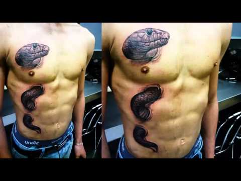 Best 3d tattoos top 10 part 2 best tattoos in the world for Coolest tattoos in the world
