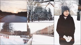 TRAVEL WITH ME | Санкт Петербург | VLOG(, 2016-01-25T15:55:58.000Z)