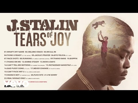 J. Stalin - Back Up (Audio) ft. Snow Tha Product, Mistah F.A.B., Shady Nate