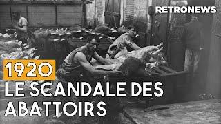 Le scandale des abattoirs