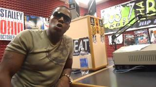 Interview with Jab on 103.7 the beat Part2 Shreveport Louisiana