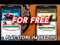 Playstore Hacked! Paid APPS GAMES For FREE on Android without ROOT
