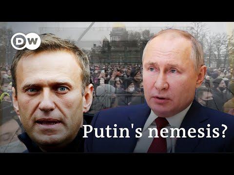 How big a threat is Navalny to Putin's power? | DW News