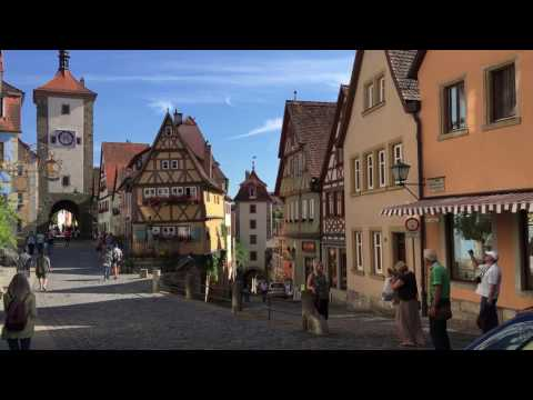 Rothenburg Germany 2017