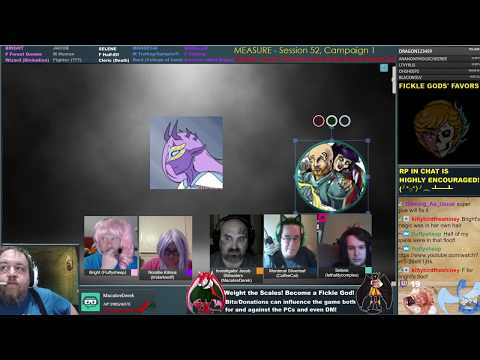 MEASURE - Session 52, Part 2; MattyMorgs Presents