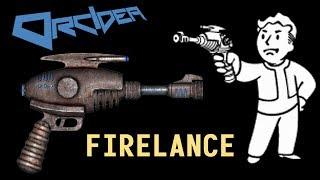 Fallout 3 Unique Weapons - Firelance (unique Alien Blaster) thumbnail