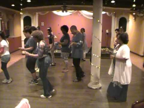 Touche' Line Dance In San Antonio, TX