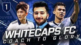 Baixar FIFA 19 WHITECAPS FC CAREER MODE CTG #1 - OUR JOURNEY BEGINS HERE!!!