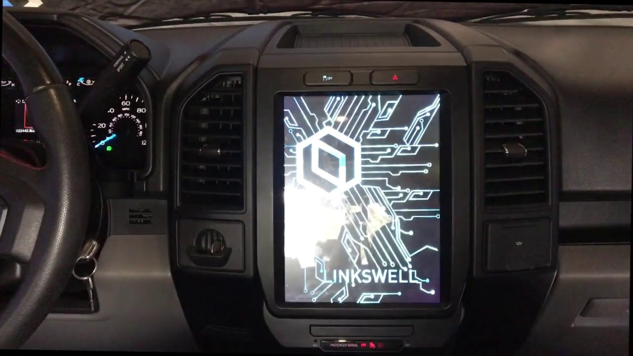 F 150 T Style Radio Installation Video  YouTube