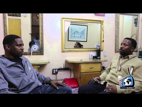 Barber World TV S2 E4 Aaron Henry creator of the TSU RAG
