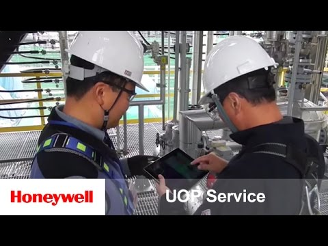 UOP Service Video | About Honeywell | Honeywell