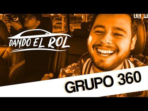 DANDO EL ROL 🚗💨  CON PEDRITO / GRUPO 360🔥