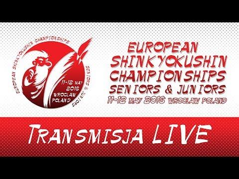 European Shinkyokushin Championships 2018 Wrocław, Poland