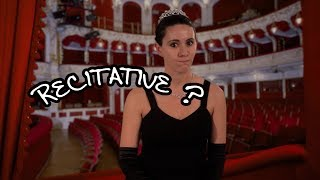 We Love Opera! What is a recitative in an opera?
