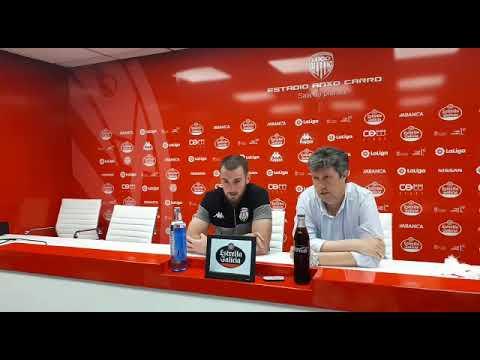 Peybernes, presentado con nuevo jugador del CD Lugo