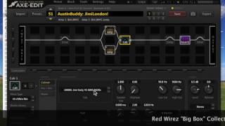 Créer un JimiLondon '67 sonore à l'aide de l'Axe-Edit, Cabine de Laboratoire, et de Fractal Audio Axe-Fx!