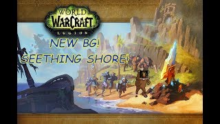 New BG! Seething Shore!
