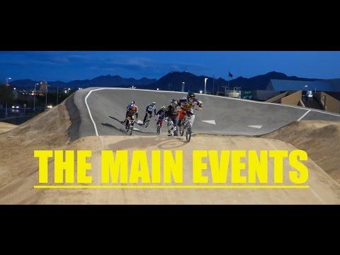 TEACHING MY FRIENDS HOW TO RACE BMX PART 2