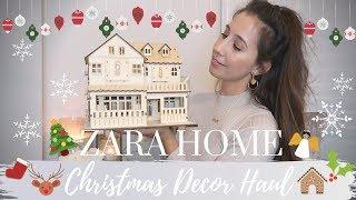 Zara Home Christmas Decor With Nicky Youtube